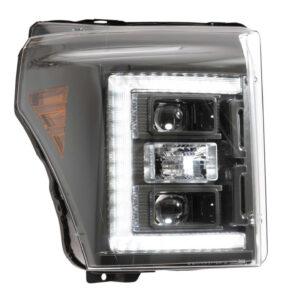 211-2016 Ford Super Duty XB Hybrid LED Morimoto Headlights