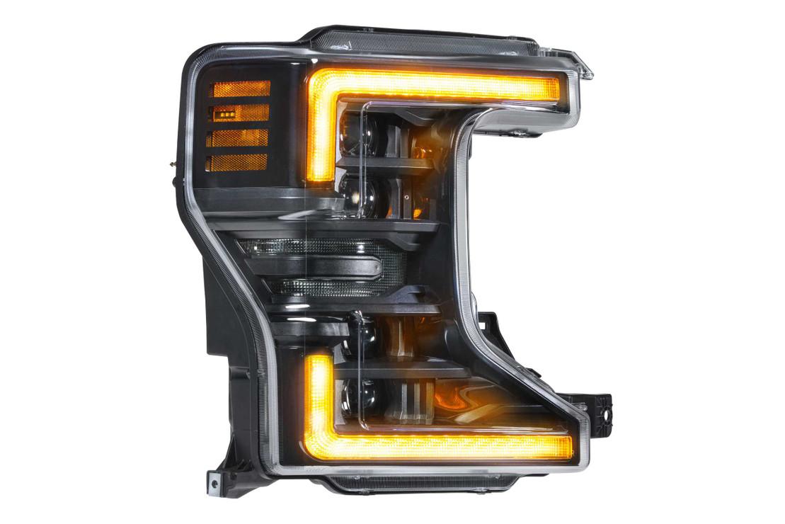 2020 Super Duty XB Morimoto LED Headlights