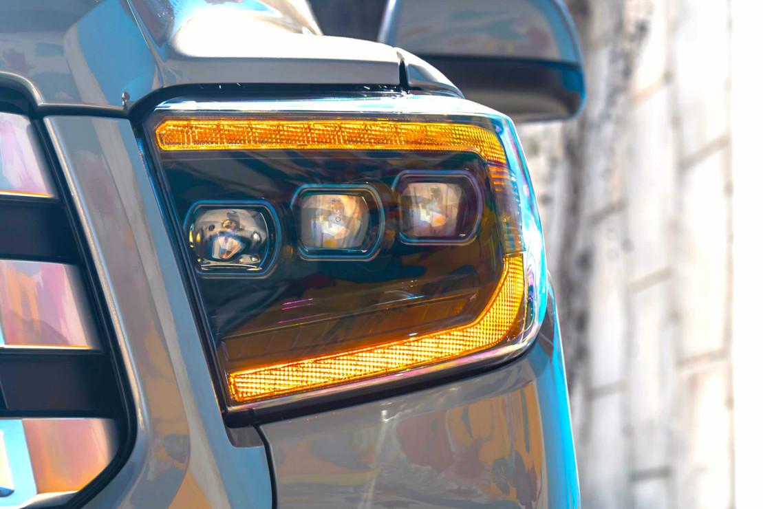 2014-2020 Toyota Tundra XB LED Morimoto Headlights