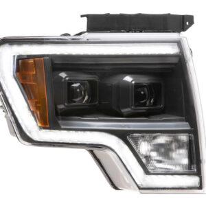 09-14 Ford F150 LED XB Morimoto Hybrid Headlights