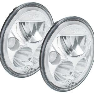 VISION X 5.75 Chrome LED Headlight